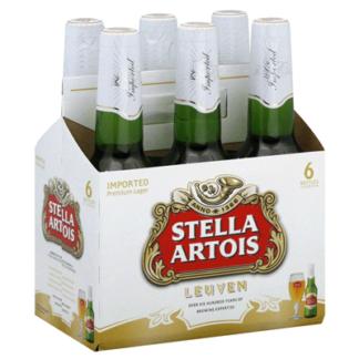 Пиво STELLA ARTOIS 0.33 L.