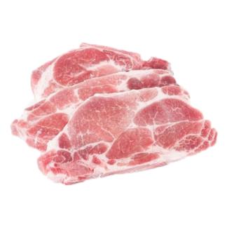 Стейк свиной шейный