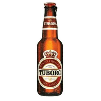 Пиво Tuborg red