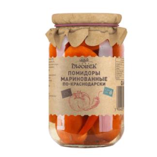 томаты по краснодарски