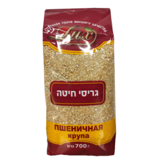 LUX крупа пшеничная