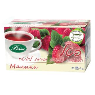 Чай фруктовый Малина