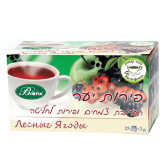 Чай фруктовый Лесная ягода