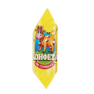 Конфеты Коровка молочные