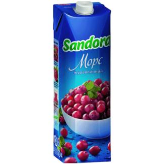 Морс клюква Сандора