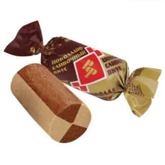 Батончик Шоколадно сливочного вкуса РОТ ФРОНТ