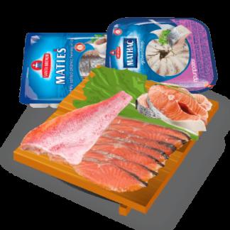 Рыба - דגים