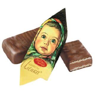 Шоколадные конфеты Красный Октябрь Аленка