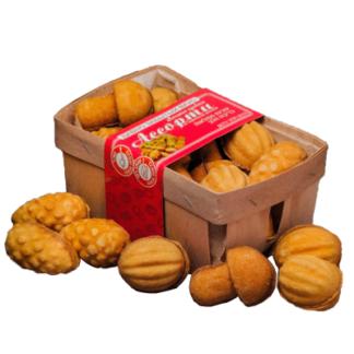 Печенье ассорти со сгущенкой