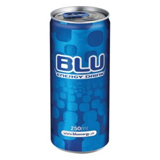 Энергетический напиток «Блю» 0,25 л בלו