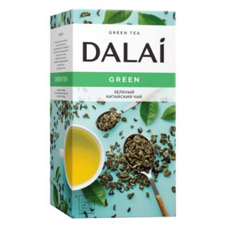 Чай Далай зеленый китайский 25 пак תה ירוק סיני