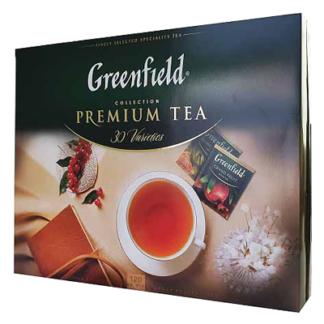Чай Гринфилд подарочный набор