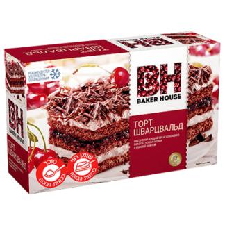 Торт Шварценгольд 350 гр. עוגה שוורצנגולד