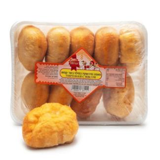Пирожки с мясом 600 гр פירוז'קי עם בשר