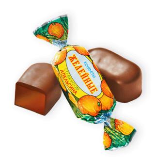 Желейные с апельсиновым вкусом
