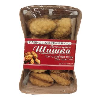 Печенье шишки со сгущенкой 350 гр.