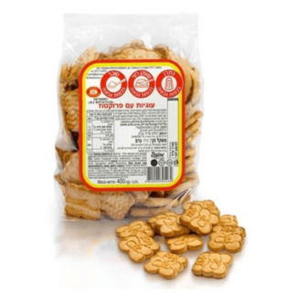 Печенье с фруктозой 400 гр.