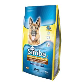 Сухой корм для собак со вкусом курицы 4 кг