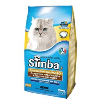Сухой корм для кошек со вкусом курицы 2 кг. אוכל יבש לחתולים