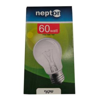 Лампа накаливания 60W נורה