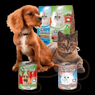 Корма для животных - מזון לבעלי חיים