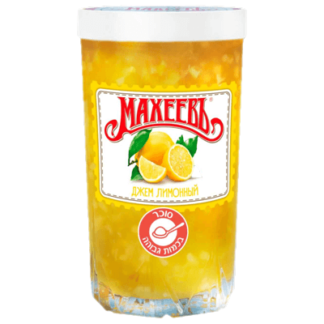 Джем Махеев Лимон 400 гр. קונפיטור לימון