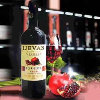 Вино Гранатовое IJEVAN