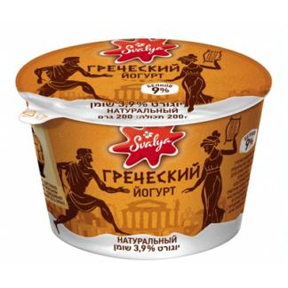 Йогурт греческий классический 3.1 %150 гр. יוגורט יווני