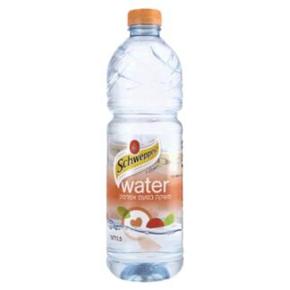 Напиток Швепс со вкусом Персика 1.5 л. שוופס אפרסק