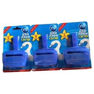 Мыло для унитазов 3 шт. סבון לאסלות שלישייה