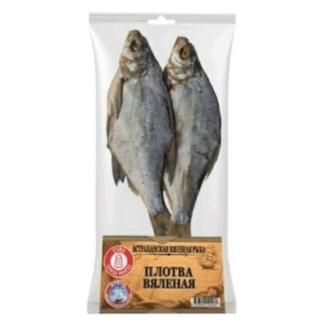 Плотва вяленая 300 гр. דג ליבקית מיובש וממולח