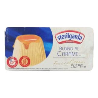 Итальянский пудинг с карамелью 2 шт. в упаковке קינוח איטלקי קרמל