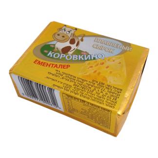 Сырок плавленый Эменталер 100 гр. גבינה מותכת אמנטלר