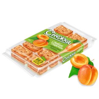 Сдобные палочки с абрикосовым джемом Снежка עוגיות עם משמש