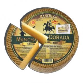 Сыр Манчего Дорада (Испания) גבינה מנצ'גו דוראדה (ספרד)