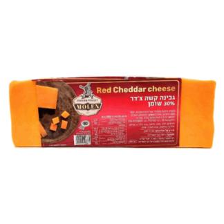 Сыр красный Чеддер גבינה צ'דר
