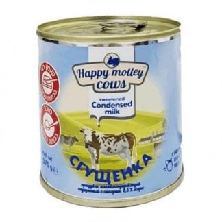 Сгущенка 370 гр. חלב מרוכז בתוספת שמן צמחי