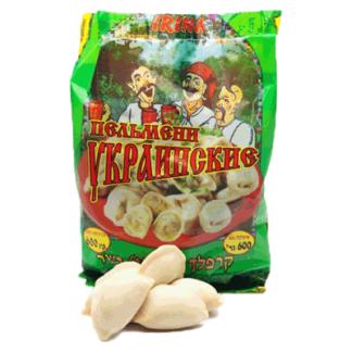Пельмени Украинские с телятиной 600 гр. כרפלך בשר אוקראינסקיי