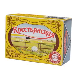 Масло Крестьянская 200 гр. חמאה
