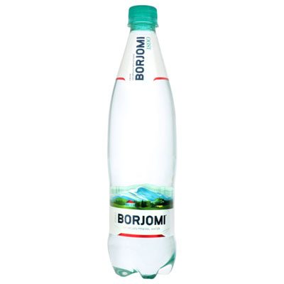 Боржоми 0.75 L. בורזומי
