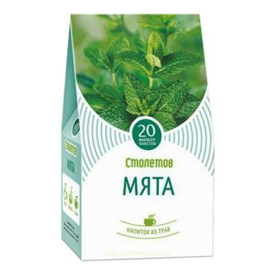 Чай Столетов Мята