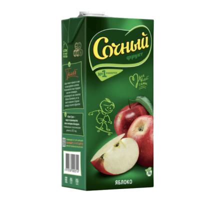 Сок Сочный яблоко