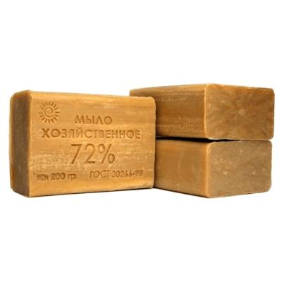 Хозяйственное мыло 200 гр. ГОСТ 72%