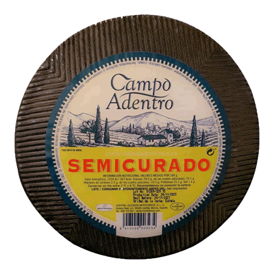 Сыр Queso Moderado (Испания) גבינה קואסו מורדו (ספרד)