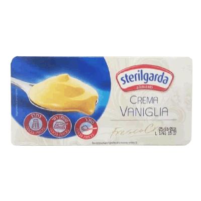 Итальянский десерт крем ваниль 2 шт. в упаковке קינוח איטלקי קרם וניל