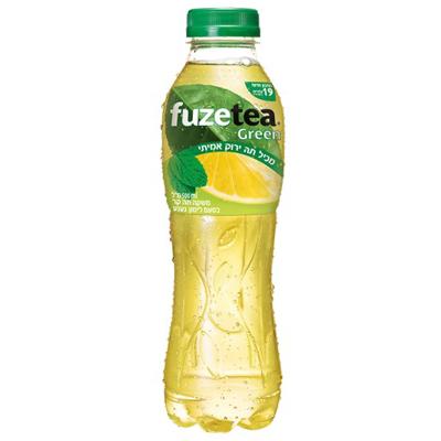 Фьюз Ти лимон с мятой