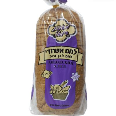Хлеб Ашдодский белый резанный