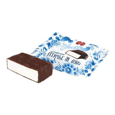 Конфеты Птичье молоко סוכריות מצופות חלב ציפור
