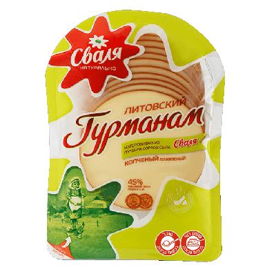 Сыр Гурманам Сваля 45%