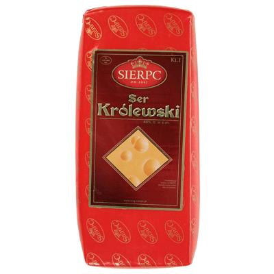 Сыр королевский גבינה קרלבסקי